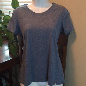 REI CoOp Bluish-Gray T-shirt